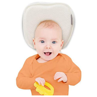 Cherish Baby Care Baby Flat Head Shaping Pillow