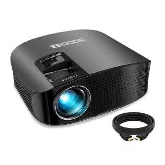GooDee 2020 Upgrade Video Projector