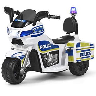 HoneyJoy Police Motorcycle