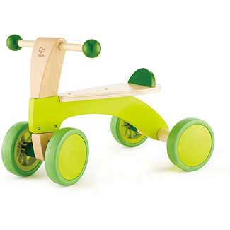 Hape Scoot Around Ride On Wood Bike
