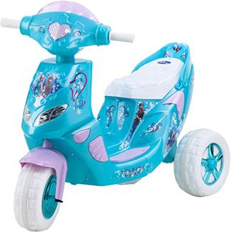 Disney's Frozen Motorcycle