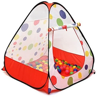 Simple Tent Ball Pit