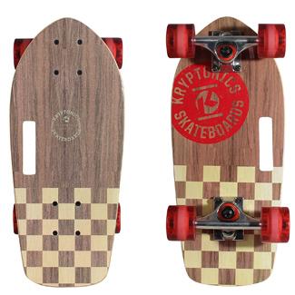 Kryptonics Stubby 19 Complete Skateboard