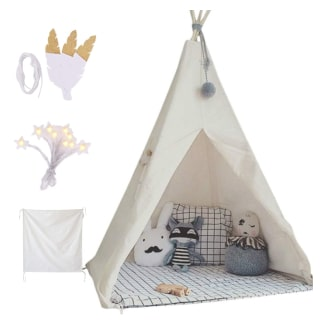 Little Dove Kids Foldable Teepee Play Tent
