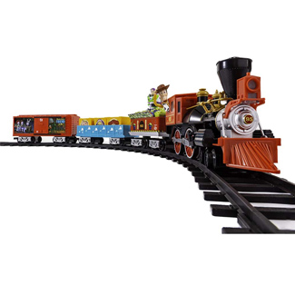 Pixar's Toy Story Battery Powered Train Set