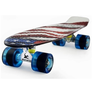 Meketec Skateboard (Variety of Available Colors)