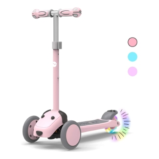 Mountalk 3 Wheeled Scooters for Kids