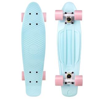 22 Mini Cruiser Plastic Skateboard