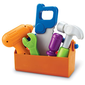 Learning Resources Play Toy Tool Set