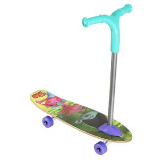 PlayWheels Trolls Scoot Skateboard