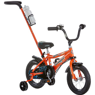 Schwinn Grit and Petunia Steerable Kids Bike