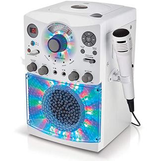 CD Compatible Karaoke System