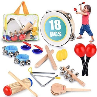 Toddler Percussion Set