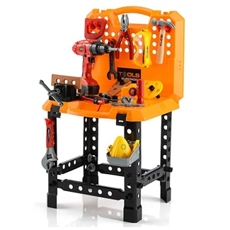 Toy Choi's Construction Toy Workbench