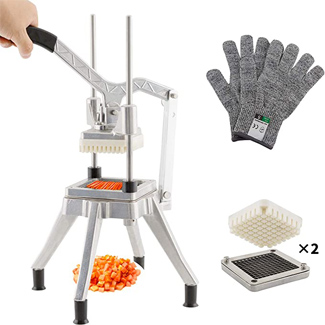 Tuntrol Commercial Vegetable Dicer