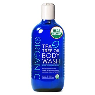 Be-One Organic USDA Organic Tea Tree Oil Body Wash