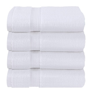 Utopia White Highly Absorbent Towels