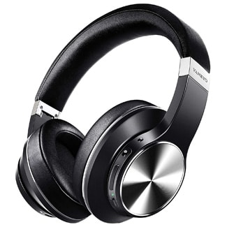 Vankyo C751 Hybrid Active Noise Cancelling Headphones Over Ear Wireless