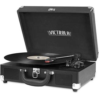 Victrola Portable Suitcase