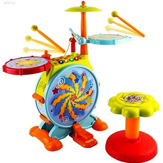 WolVol Drum Set