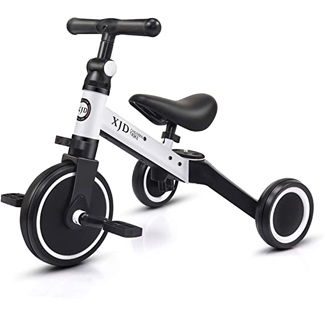 XJD 3 IN 1 KIDS Tricycle & Balance Bike