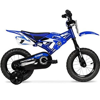 Yamaha 12 Moto Child's BMX Bike