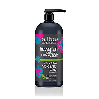 Alba Botanica Hawaiian Detox Body Wash