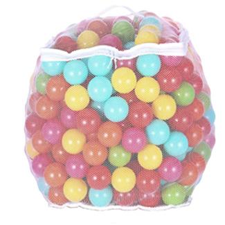 Colorful Non Toxic Ball Pit Balls