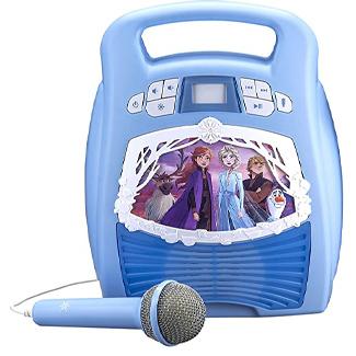 Frozen 2 Karaoke Machine