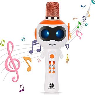 Magic Voice Karaoke Microphone