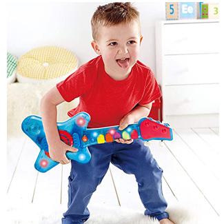Infunbebe Rock n Roll Guitar
