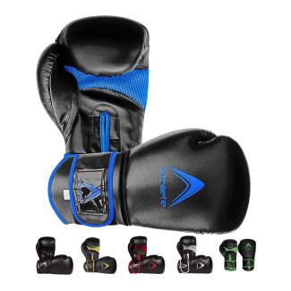 Athlete Training Boxing Gloves
