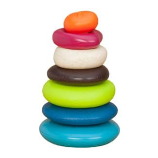 B. toys by Battat B. Toys – Stacking Rings