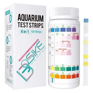 BOSIKE Aquarium Test Strips