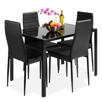 Best Choice Products 5-Piece Kitchen Dining Table
