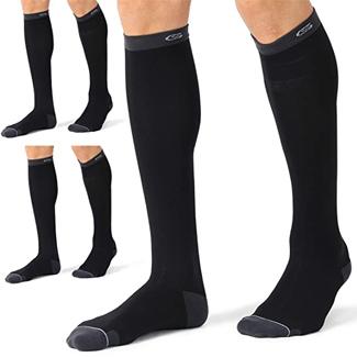 CS Celersport 3-Pair Compression Socks