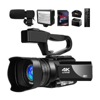 4K Ultra HD Vlogging Video Camera