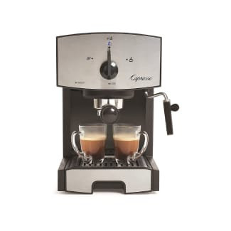 Capresso 117.05 Stainless Steel Pump Espresso and Cappuccino Machine