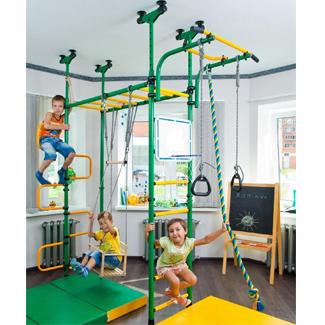 Children's Indoor Home Gym
