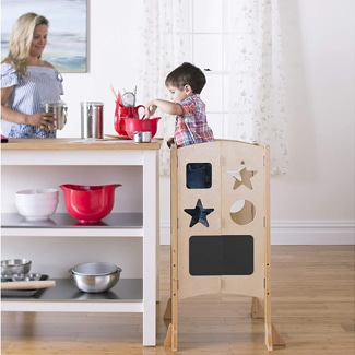 Class Kitchen Helper Stool
