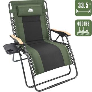 Coastrail Oversized Zero Gravity Chair