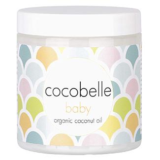 Cocobelle Baby Pure & Gentle Coconut Oil for Babies