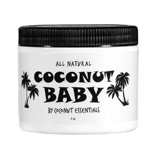 Coconut Essentials Baby Oil Moisturizer
