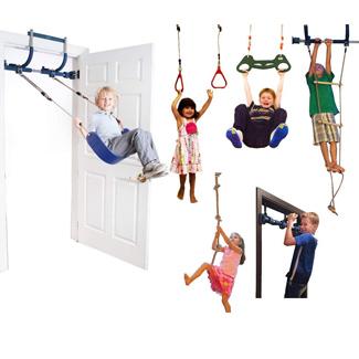 Door-Mounted Playground
