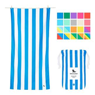 Dock & Bay Beach Towel