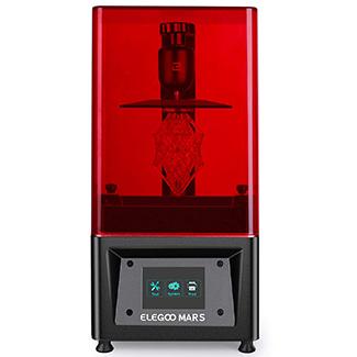ELEGOO Mars LCD 3D Printer