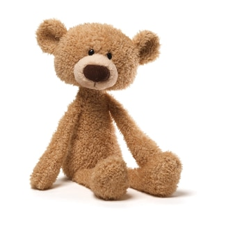 GUND Toothpick Teddy Bear Stuffed Animal Plush Beige
