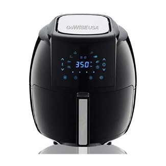 GoWISE USA 1700-Watt 5.8-QT 8-in-1 Digital Air Fryer