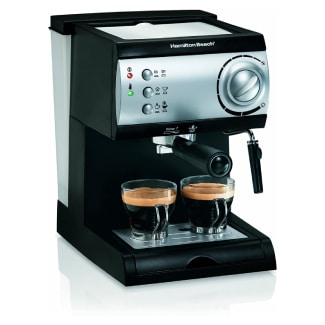 Hamilton Beach Espresso Machine with Steamer