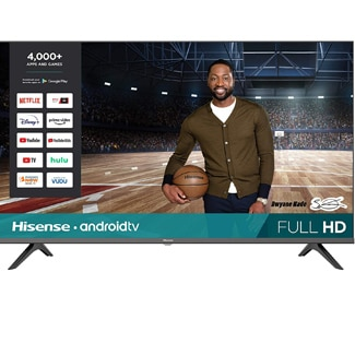 Hisense 43-Inch Smart Android TV